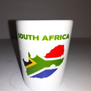 South Africa Shot glass